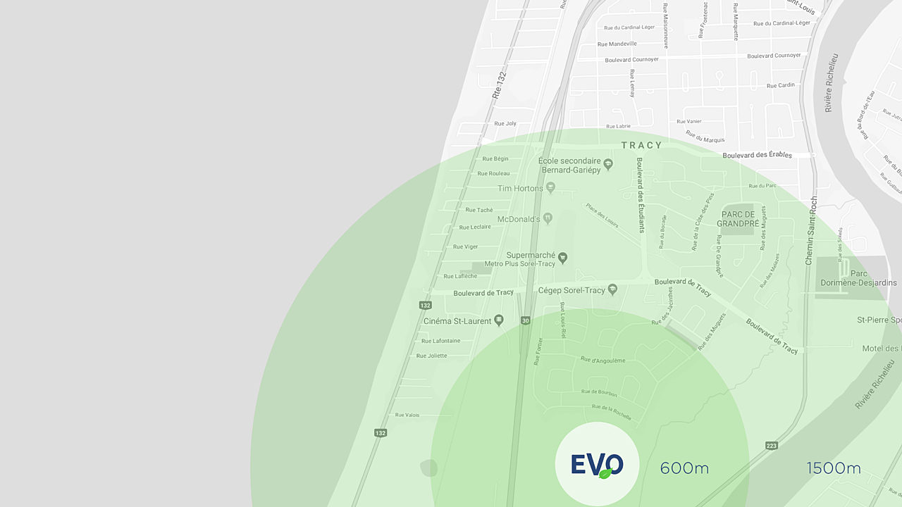 Google Maps Evo Large